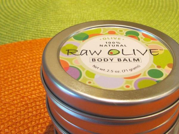 moisturizer, balm, olive, Raw Olive, lemon, lavender, tin, salve