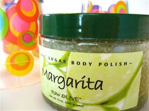 body scrub, body polish, Raw Olive, summer, party, sugar scrub